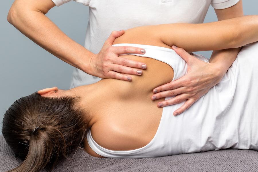 Osteopathy in Egham